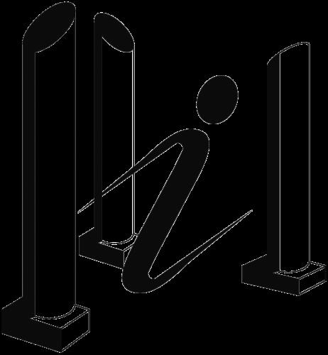 ironny antic logo